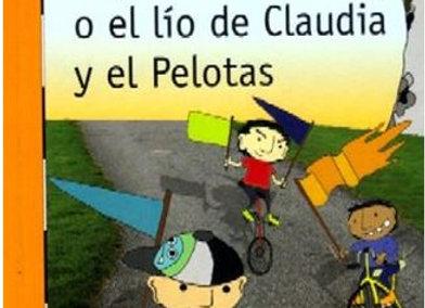 Pepe Gorras o el Lío de Claudia y el Pelotas