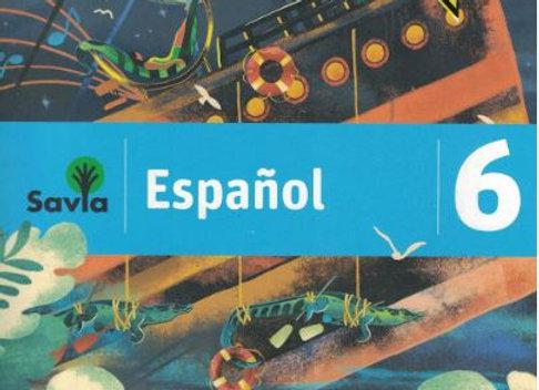 Savia Español 6 Tx