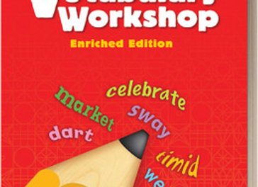 Vocabulary Workshop Red 1 CC EE