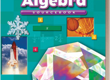 Fundamentals of Algebra Grade 7 Source Book (Text)