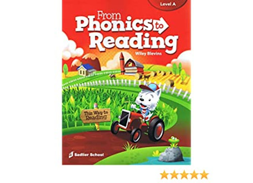 From Phonics to Reading A