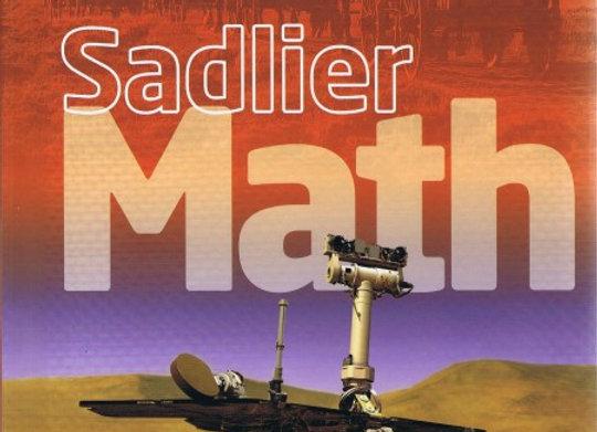 Sadlier Math 4 Student Edition
