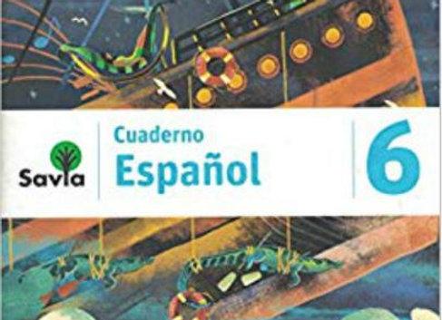 Savia Español 6 Cuad