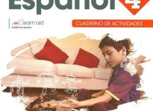 Serie Puente Español 4 Cuaderno