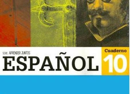 Aprender Juntos Español 10 Cuad