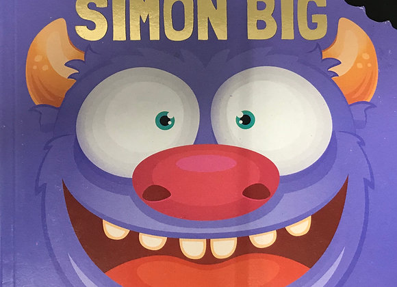 The little Book of Big Monster Simon Big