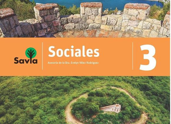 Savia Sociales 3 Cuad
