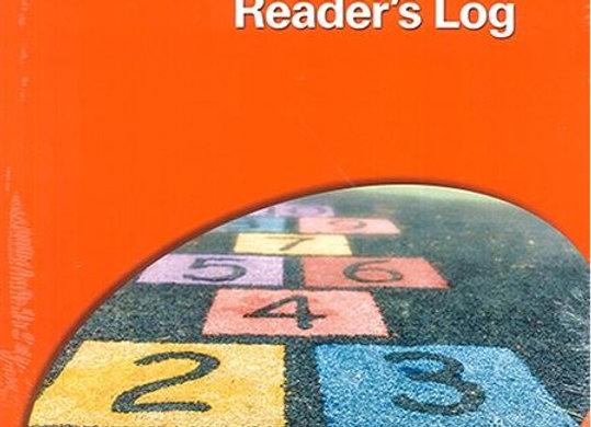Strategies for Readers, Log 1