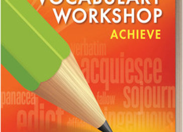 Vocabulary Workshop Achieve 10