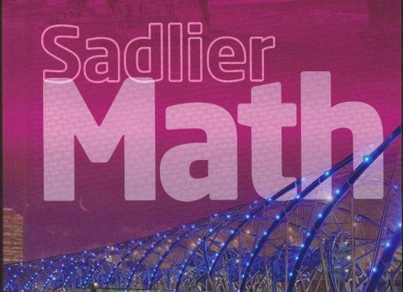 Sadlier Math 6 Student Edition