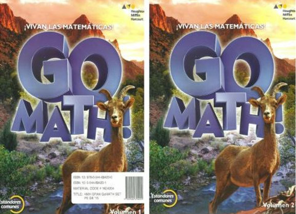 Vivan las Matemáticas 6 Pack
