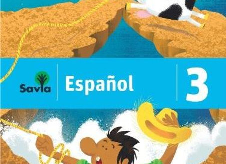 Savia Español 3 Tx