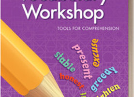 Vocabulary Workshop Purple 2 Tools for Comprehension