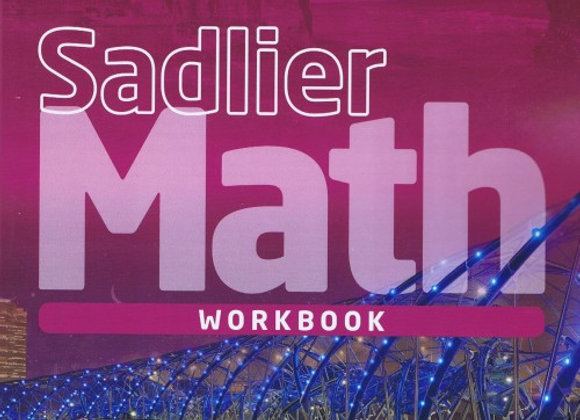 Sadlier Math 6 Workbook
