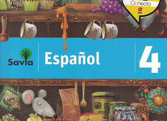 Savia Español 4 Tx