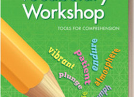 Vocabulary Workshop Green 3 Tools for Comprehension