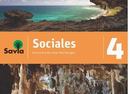 Savia Sociales 4 Cuad