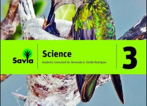 Savia Science 3