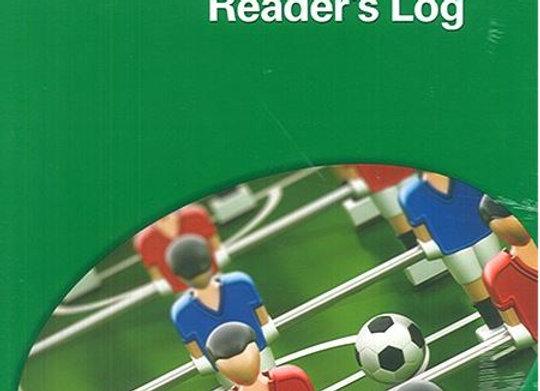 Strategies for Readers, Log 3
