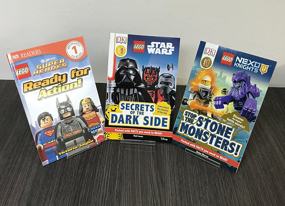 Lego Level 1 Reading Kit
