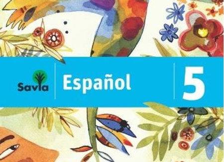 Savia Español 5 Tx