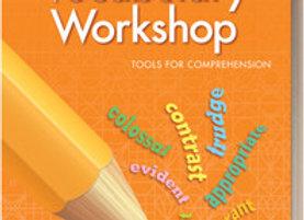 Vocabulary Workshop Orange 4 Tools for Comprehension