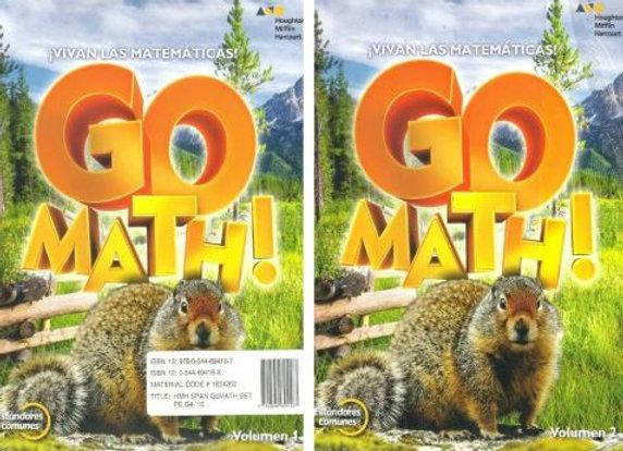 Vivan las Matemáticas 4 Pack