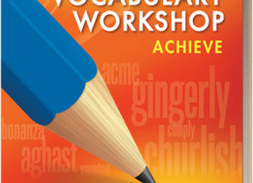 Vocabulary Workshop Achieve 8