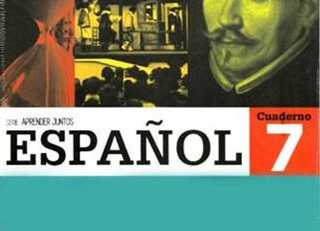 Aprender Juntos Español 7 Cuad