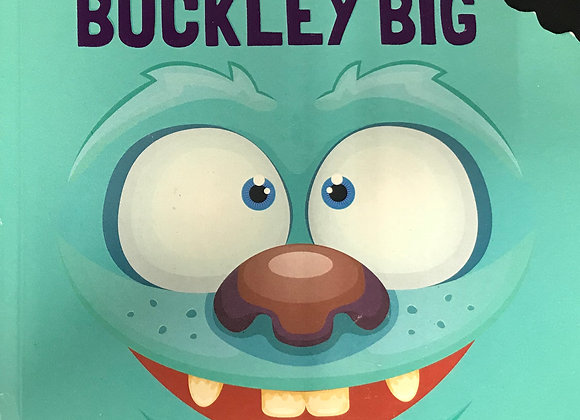 The Little Book of Big Monsters Buckley Big