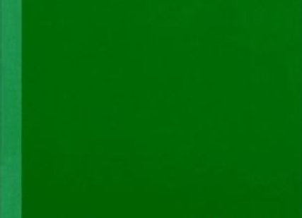 Libreta Verde Third