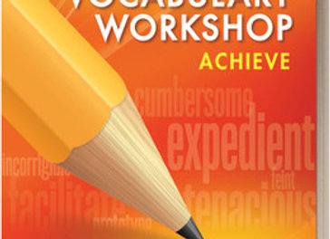 Vocabulary Workshop Achieve 9