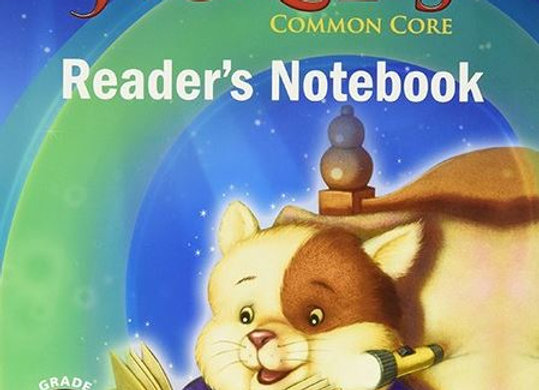 Readers Notebook 1.1 - 2do