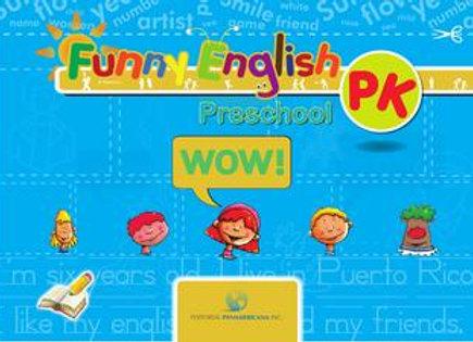Funny English Preschool