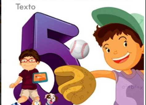Para Crecer Matemáticas 5 Tx