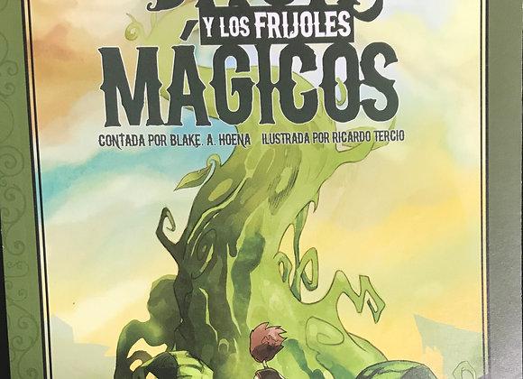Jack y los frijoles mágicos por: Blake A. Hena