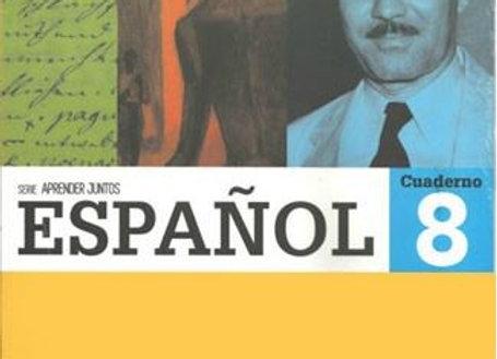 Aprender Juntos Español 8 Cuad