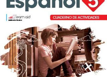 Serie Puente Español 5 Cuaderno