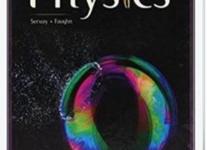 Physics Online Student Edition