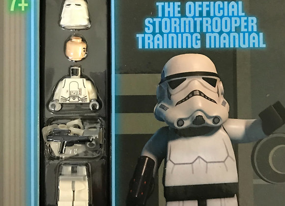 Lego Star Wars the official stormtrooper training guide