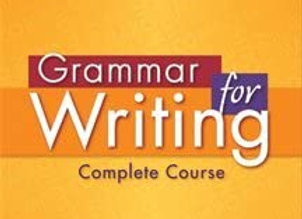 Grammar for Writing Gold