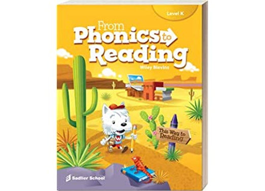From Phonics to Reading K