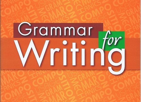 Grammar for Writing Orange