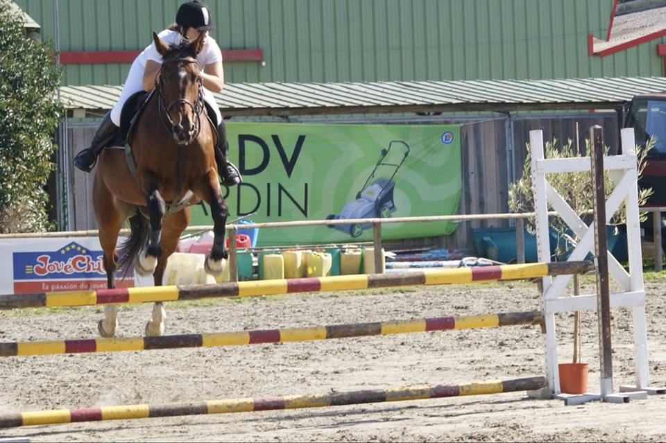 Nidamour et Jeanne G. (club 1-4pts)