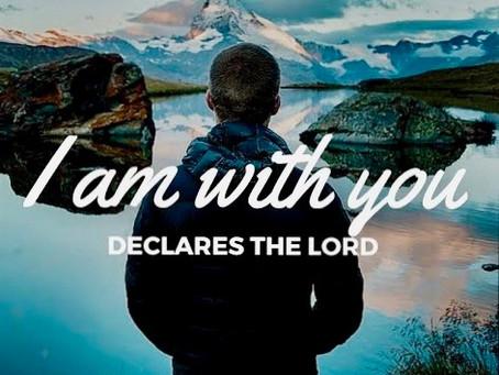Seek the Lord.