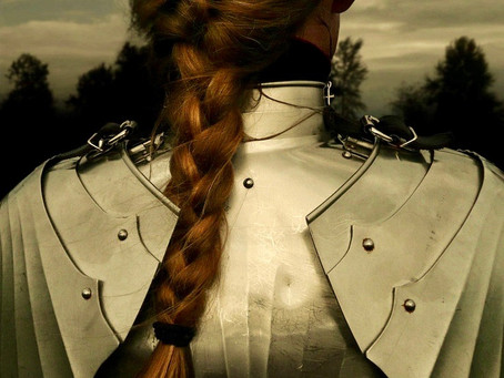 I am not afraid. I was born to do this.—Joan of Arc