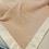 Thumbnail: Handwoven Baby Blanket in Organic Pale Peach Turkish Cotton