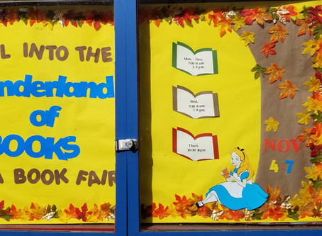 Fall Into The Wonderland Of Books