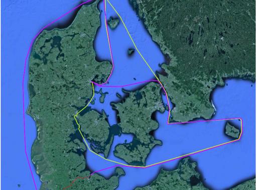 2022 - through the Kieler Canal or not ...