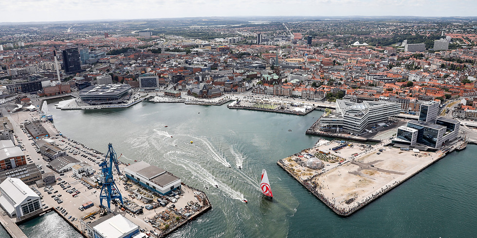 Garmin - Round Denmark Race inshore